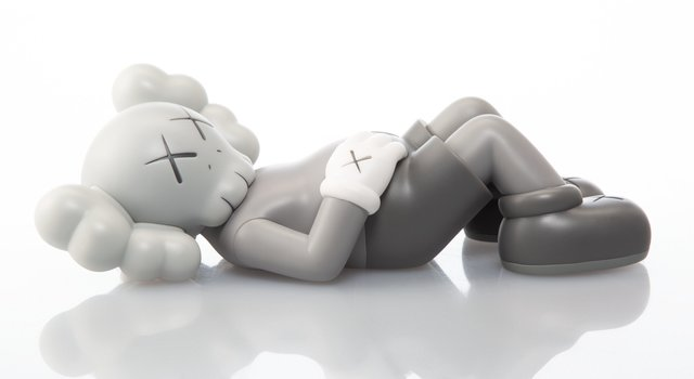 KAWS, 'Holiday: Japan (Grey)', 2019, Heritage Auctions