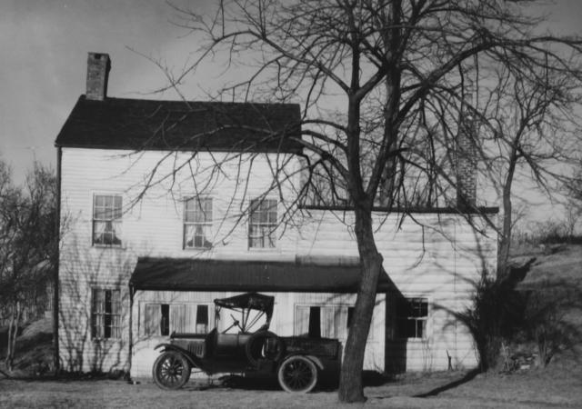 , 'Farmhouse, Westchester County, N.Y,' 1936, G. Gibson Gallery