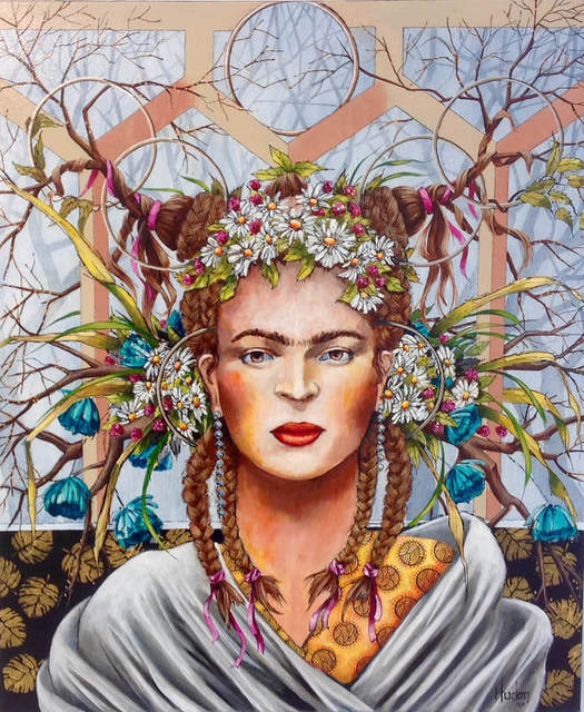 Jean Jacques Hudon, 'Frida in the Forest', Galleria Dante