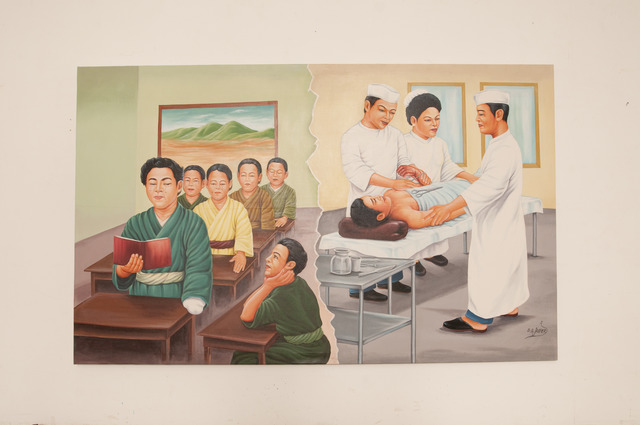 , 'The Return of Dr. N (A part of the installation),' 2013, Misa Shin Gallery