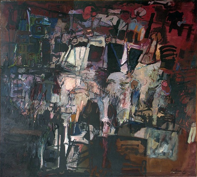 , 'Succession of Events,' 1961, Mindy Solomon Gallery