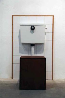 , 'Latrinocracia,' 2010, Underdogs Gallery
