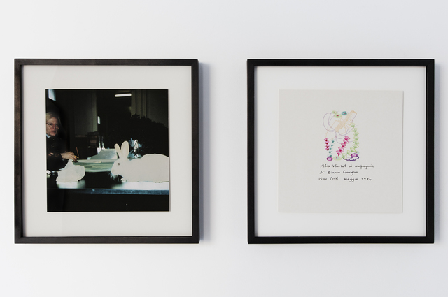 , 'Warhol Chinese Tour, Alice Warhol and White Rabbit,' 2000, Nature Morte