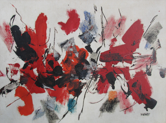 , 'Red's Moving,' 1962, Caldwell Gallery Hudson