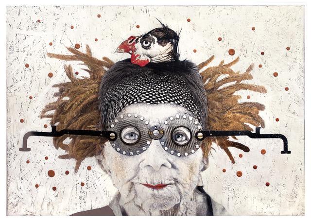 , 'Mindseye III,' , Walker Fine Art