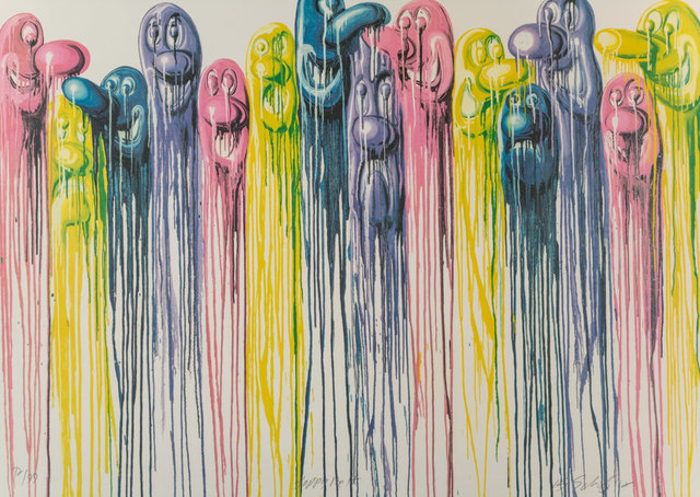 Kenny Scharf, 'Sloppy Melt', 2018, Heritage Auctions