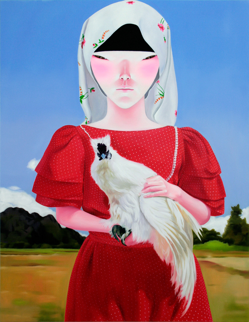 , 'Rooster,' 2012, Johyun Gallery