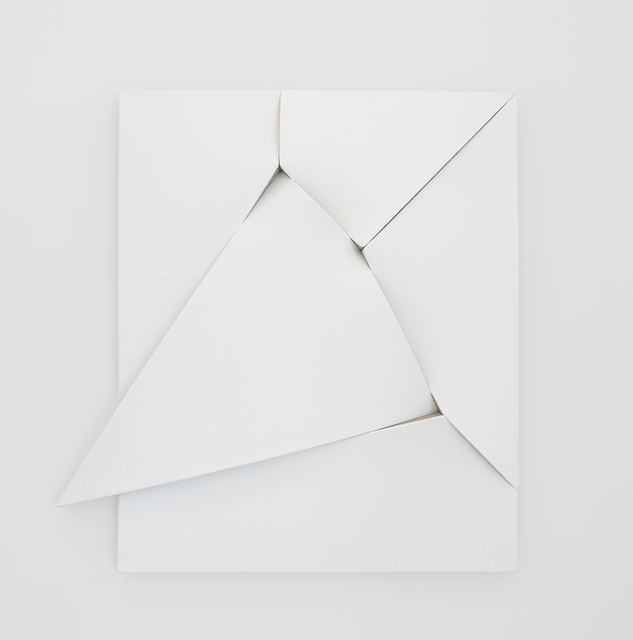Jan Maarten Voskuil, 'Similar Painting Different Object (White Unlimitation #4)', 2019, Peter Blake Gallery