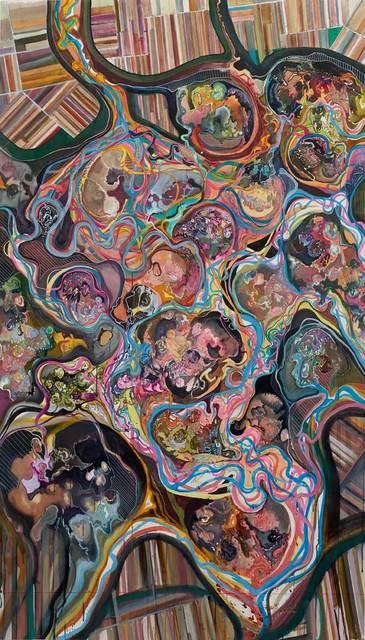 , 'Topographie des Schlafbühler Ried I,' 2016, Aurel Scheibler