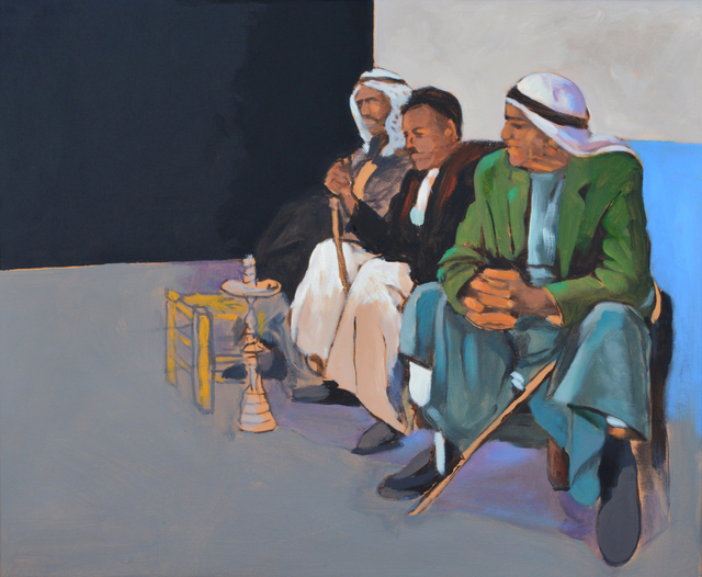 , 'Break,' 2019, Zawyeh Gallery