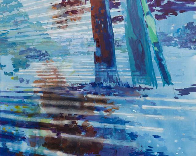 , 'Splice,' 2015, Galerie Philine Cremer