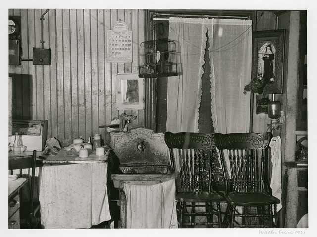 , 'New York City Tenement Kitchen,' 1931, Robert Klein Gallery