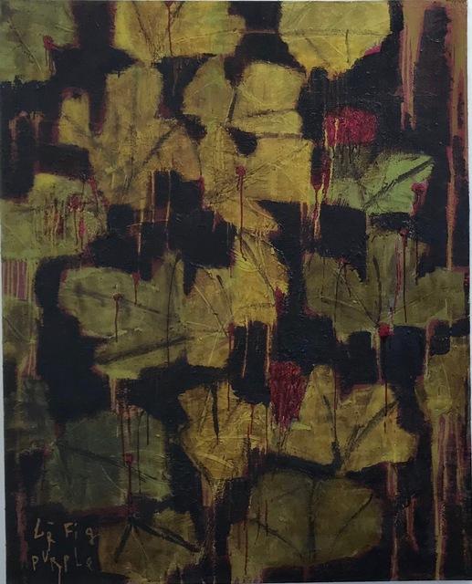 , 'Fig Purple,' 2014, Podgorny Robinson Gallery