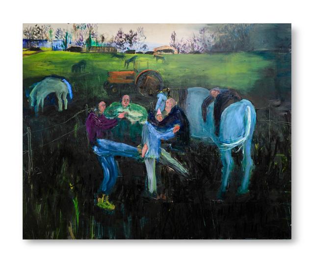 , 'Milk House,' 2017, V1 Gallery