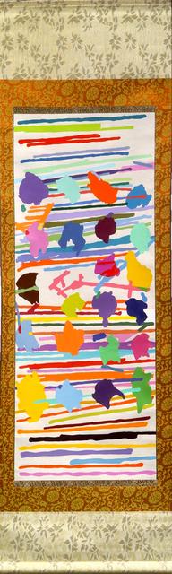 , 'Scroll #1,' 2006-2017, Lora Schlesinger Gallery