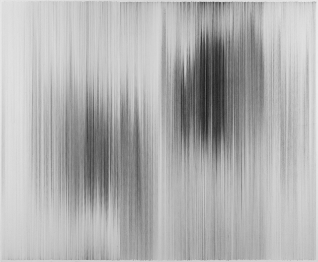 Anne Lindberg, 'motion drawing 14', 2010, Haw Contemporary
