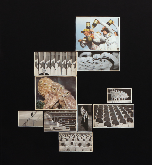 , 'Vulnerabilia (Mnemosyne II),' 2016, Galería La Caja Negra