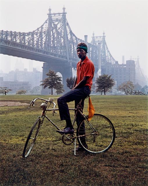 Evelyn Hofer, 'Queensboro Bridge, New York,' 1964, Danziger Gallery