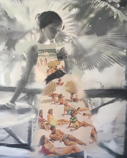 , 'Summer Solstice II,' 2017, Roman Fine Art