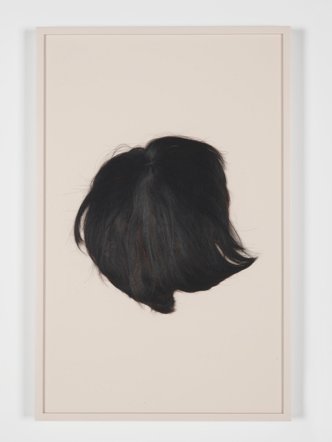 , 'Short Crop Swoopy Bangs,' 2015, Laura Bartlett