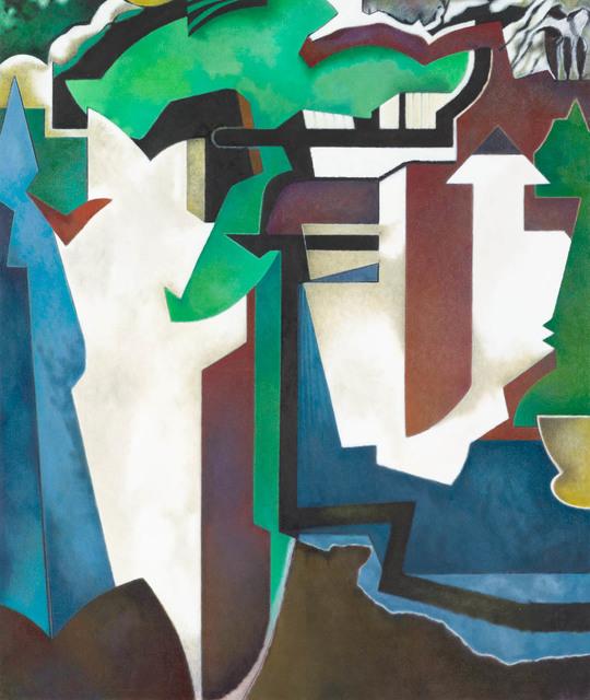 , 'Soundings 2,' 2018, Candida Stevens Gallery