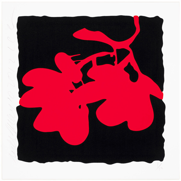 , 'Lantern flowers - Red,' 2012, Vertu Fine Art