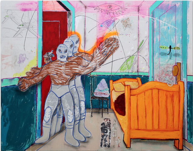 , 'La Lucha,' 2019, 81 Leonard Gallery