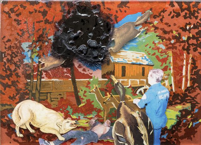 , 'I've Tasted Love So Many Times,' 2019, Lesley Heller Gallery