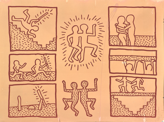 Keith Haring, 'Untitled, Jan 15, 1981', 1981, Rago