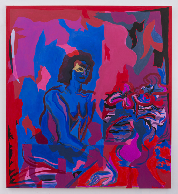 , 'Red Bouquet,' 2016, Night Gallery