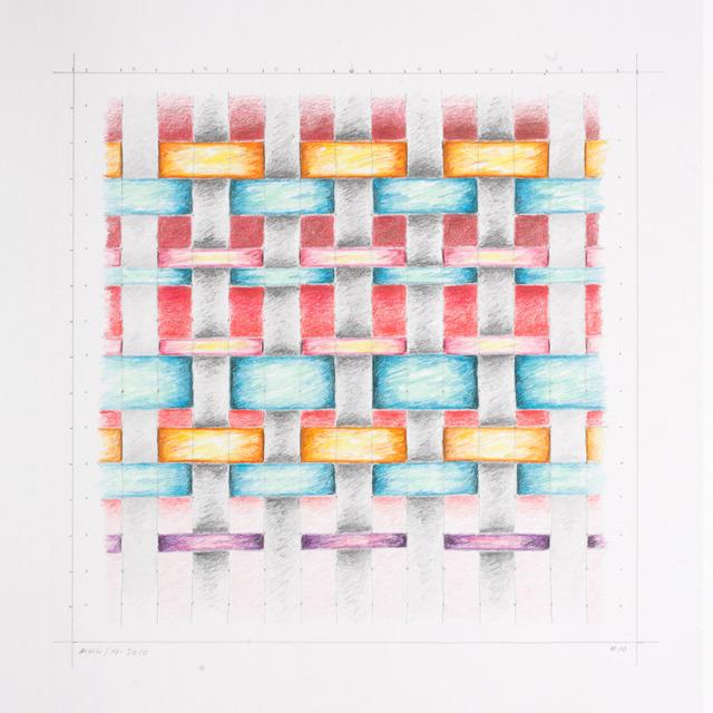 , '#10,' 2010, Louis Stern Fine Arts
