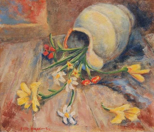 , 'Wild Flowers,' 7200, Bau-Xi Gallery