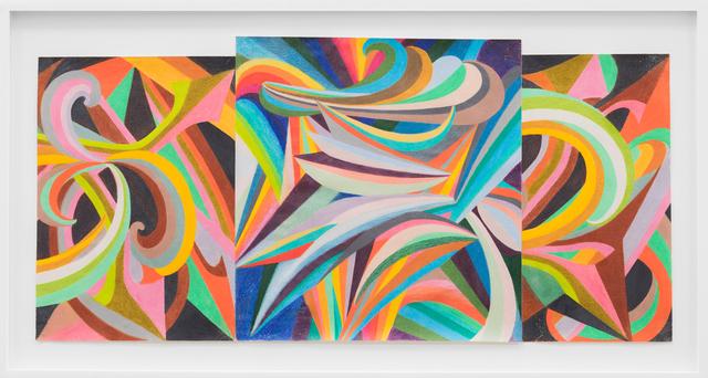 , 'Kaleidoscopic Intentions 1,' 2014, Rosamund Felsen Gallery