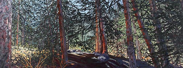 , 'The Lost Forest,' 2015, Abend Gallery