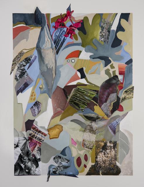 , 'The Hidden Secrets of Trees V,' 2018, Walter Wickiser Gallery