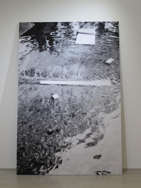 Bruce McLean, 'Floataway Sculpture Beverley Brook', 1967-2018, SCHOOL