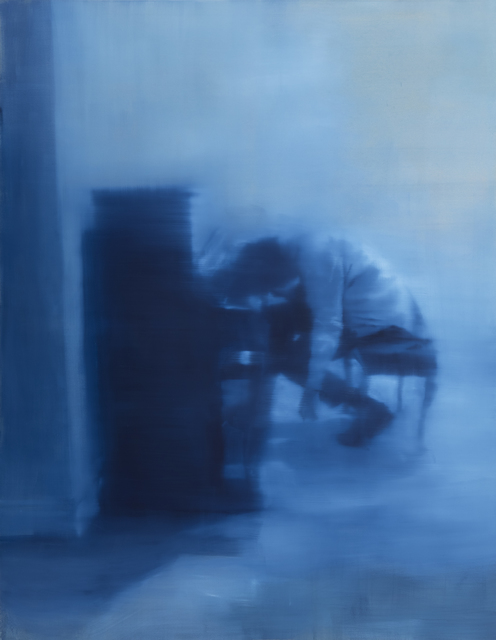 , 'Hold on, let go (II),' 2017, Barnard