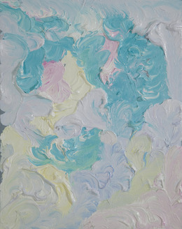 , 'A pale thick painting,' 2012, Temnikova & Kasela