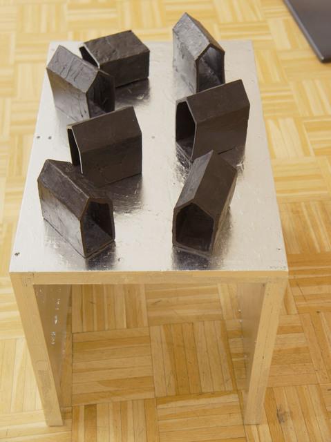 , 'seven houses,' 2007, Artdepot