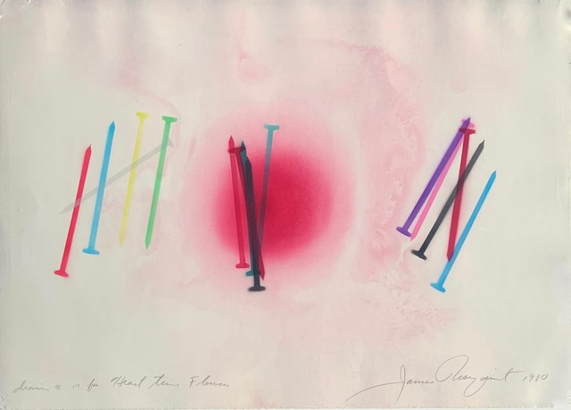 , 'Drawing #14 For Heart Time Flowers,' 1980, Robert Fontaine Gallery