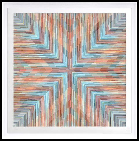 , 'Cross,' 2018, Jonathan LeVine Projects