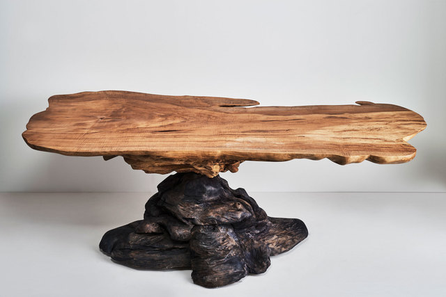 , 'Volcano Table,' 2014, Jason Jacques Gallery