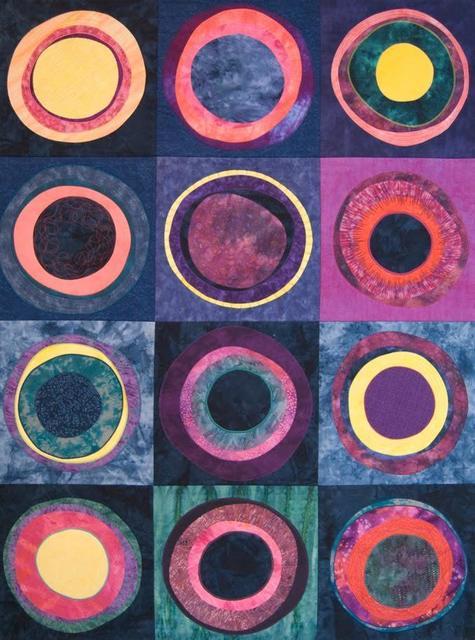 , 'Brilliant Suns Series: Luminous Suns,' , Zenith Gallery