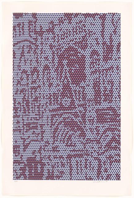 Roy Lichtenstein, 'Cathedral #4', 1969, Vertu Fine Art