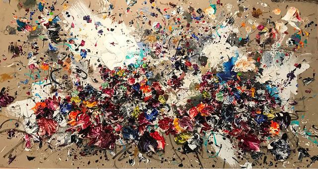 Ismael Lagares, 'ALMAGRE VI', 2018, Aurora Vigil-Escalera Art Gallery