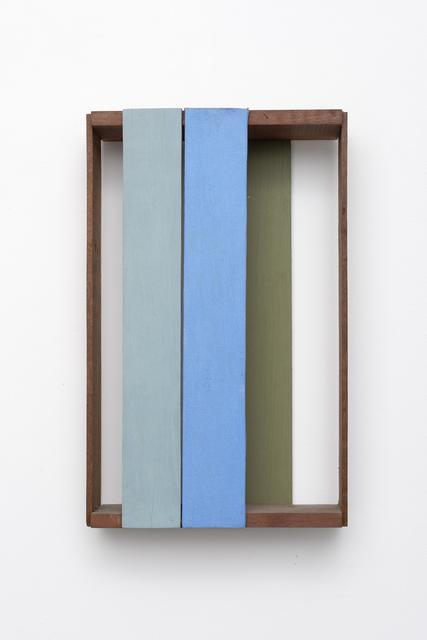 , 'Caixa # 45,' 2010, Galerie Emmanuel Hervé