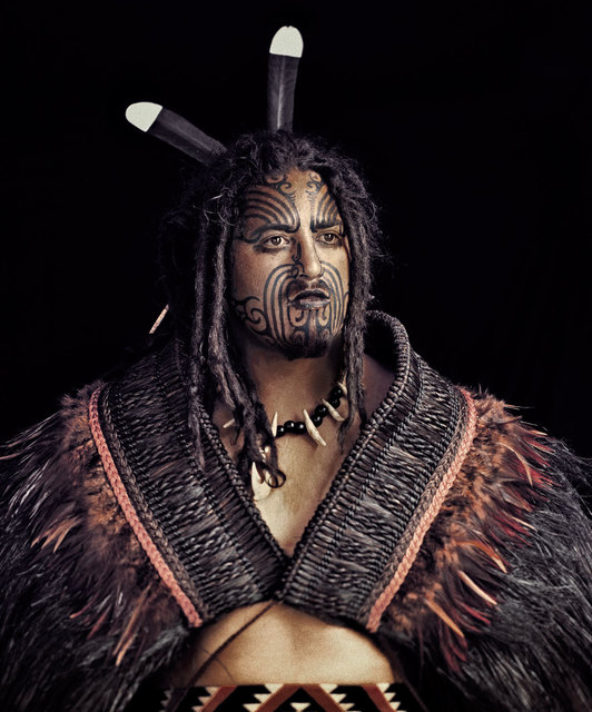 Jimmy Nelson, 'IX 125 // IX Maori, New Zealand', 2011, Isabella Garrucho Fine Art