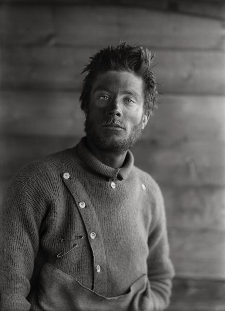 , 'BERNARD DAY ON HIS RETURN FROM THE BARRIER, 21 DECEMBER 1911,' 1911, Beetles + Huxley