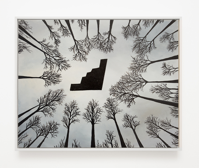 , 'High Above,' 2008, VARIOUS SMALL FIRES