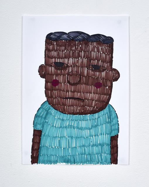 , 'Henry,' 2017, UNION Gallery